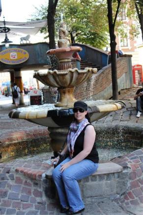 Hundertwasserhaus Brunnen