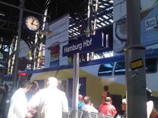 Hamburg, wir sind da