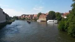 Ausblick auf Klein Venedig