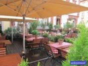 niedliche Cafes/Restaurants