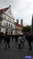 Münchner Innenstadt.