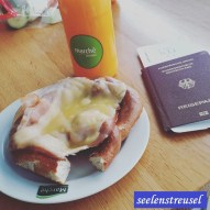 Frust-Frühstück.