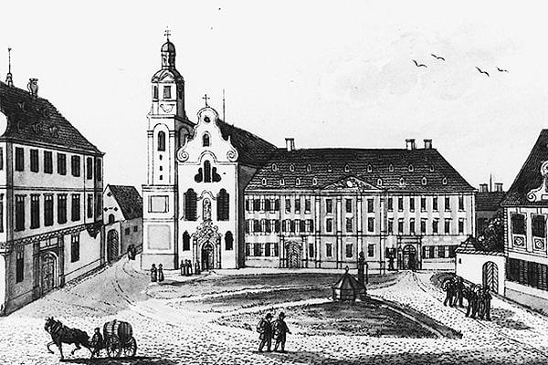St. Stephan in Augsburg