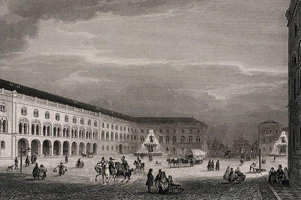 University of Munich c. 1840