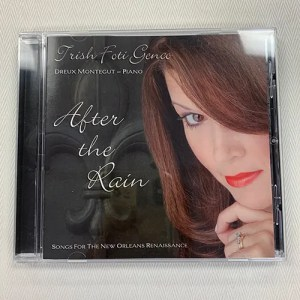 """""""After the Rain: Songs for the New Orleans Renaissance"""" CD"""