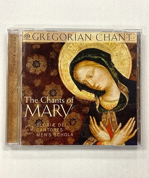 """""""The Chants of Mary"""" CD"""