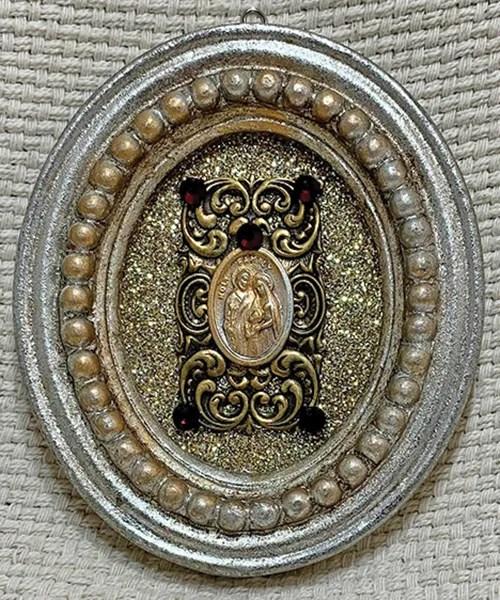 Holy Medal ornament