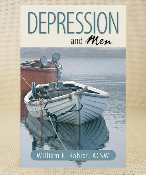 Depression and Men pamphlet