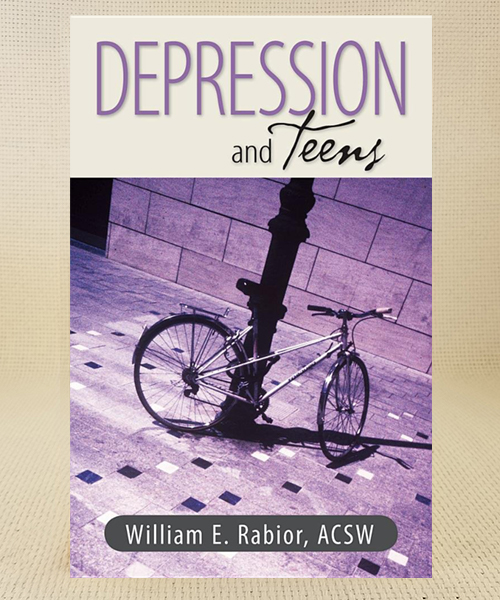 Depression and Teens pamphlet