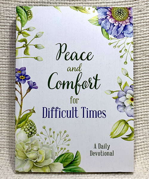 Peace and Comfort book