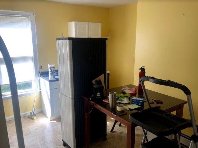 Kitchen repaint starting point