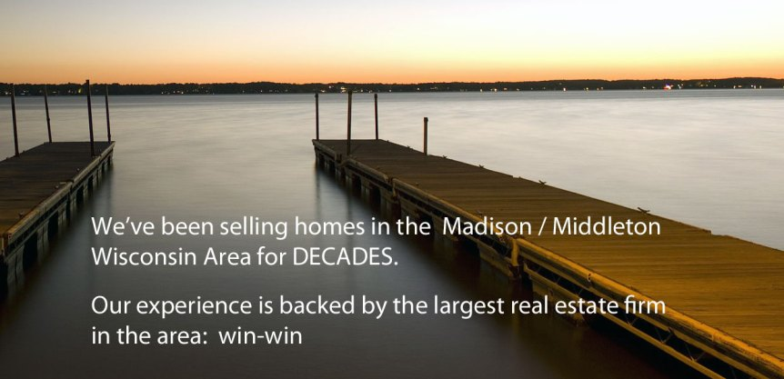 List sell home Madison WI hire realtor