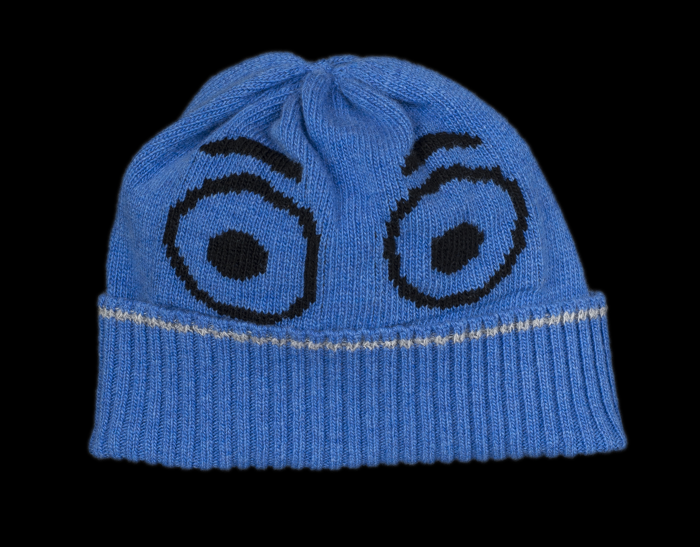 Benji Blue Cashmere Hat