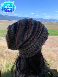Profile of slouchy