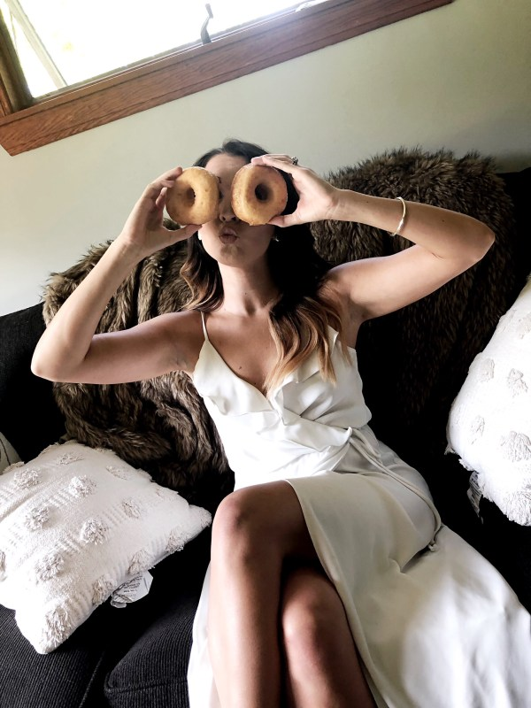Donut Worry, Be Happy: How I'm Working on My Happiness