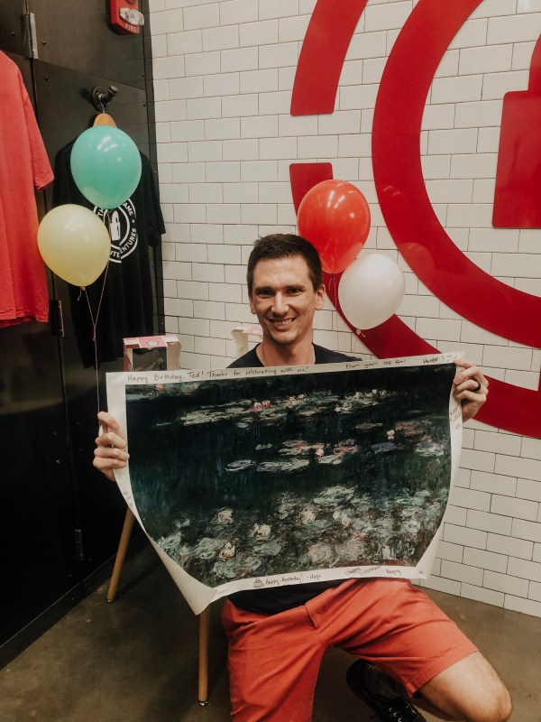 Escaping His 20s: Celebrating Ted's Birthday at The Escape Game