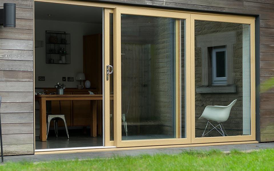 sliding patio doors prices hockley essex