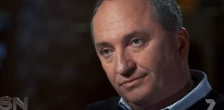 Barnaby Joyce Disgusted To Be Asked Questions