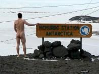 men naked in antartica pics