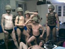 sucking my miitary gay boyfriend milking military cock till last drop