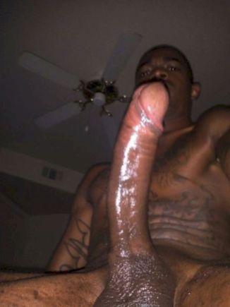Hot Cuban Big Dick Jerking Off