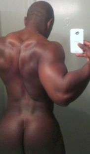 Black Muscle Hunks gay leaked pics