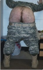 military men with great butt pics
