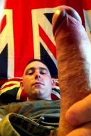 british soldier naked showing big cock pics and videos