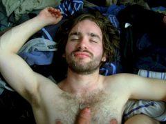 guy gets facial gay bj video