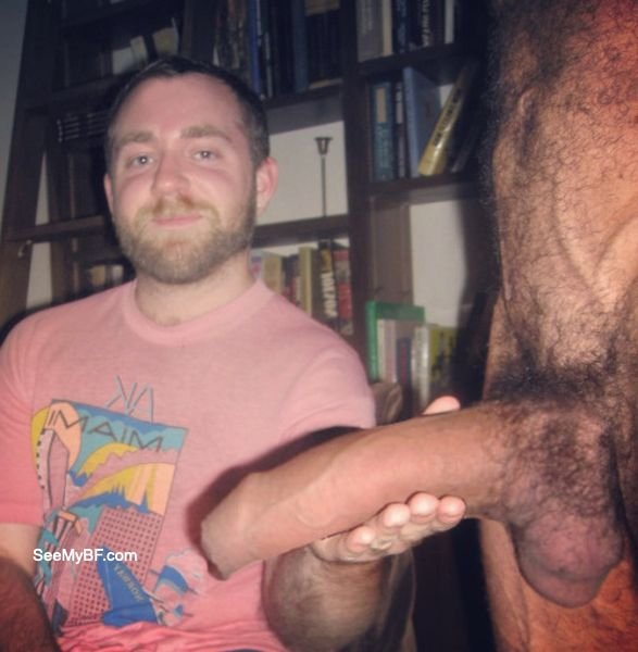 dick with big Naked men