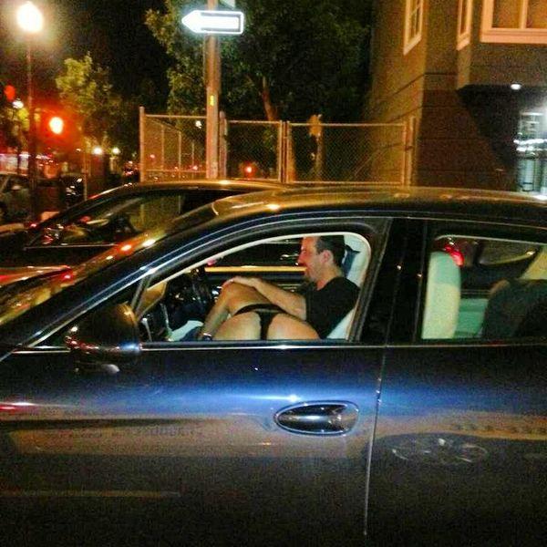 Tinder Date Car Blowjob