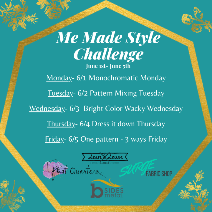 Me Made Styling Challenge