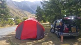 In Glentanner Camp