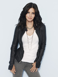 Courteney Cox stars in Cougar Town