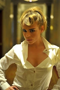 Billie Piper as Belle - Picture Credit: ITV