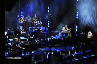 Sir Elton John is just one of the acts celebrated by the Electric Proms. Picture: BBC