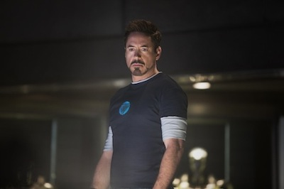Tony Stark/Iron Man (Robert Downey Jr.) is the most fancied super hero. Image: Marvel