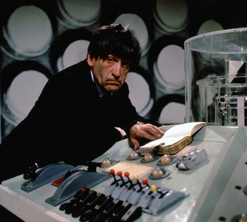 Both stories star Patrick Troughton as the second Doctor. Image: BBC
