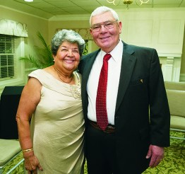 Rae and Ed Rivera of Rochester