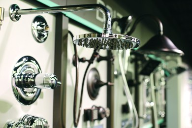 Custom shower systems in any style imaginable.