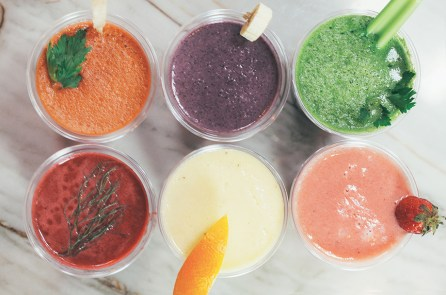 Selections from Naked Fuel including: Glo's Fuel, Banana Blu, Ignite, Reddi, Creamsicle and Strawberry Fields.