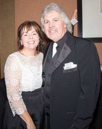 Becky Harris-Burns and Dr. Kenneth Burns of Waterford.