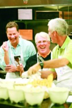 Help Dad unleash his inner chef at Mirepoix cooking school classes at Holiday Market, Royal Oak