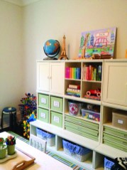 Study storage area by NEAT Method.