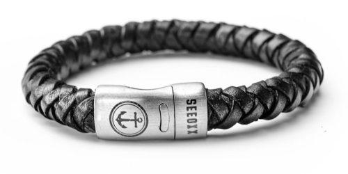 SEEOXX Armband Luca schwarz