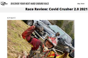 Race Review Covid Crusher