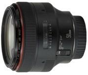 EF 50mm F1.0 L USM
