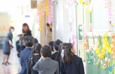 入学式 出張撮影