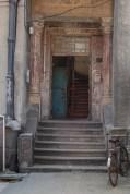 Stairway Door