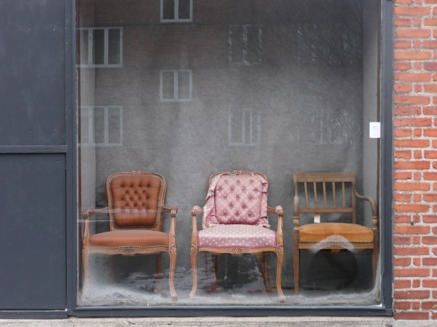 Windows and Chairs